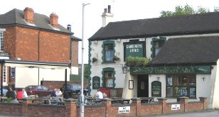 The Gardeners Arms, within walking distance from home and university